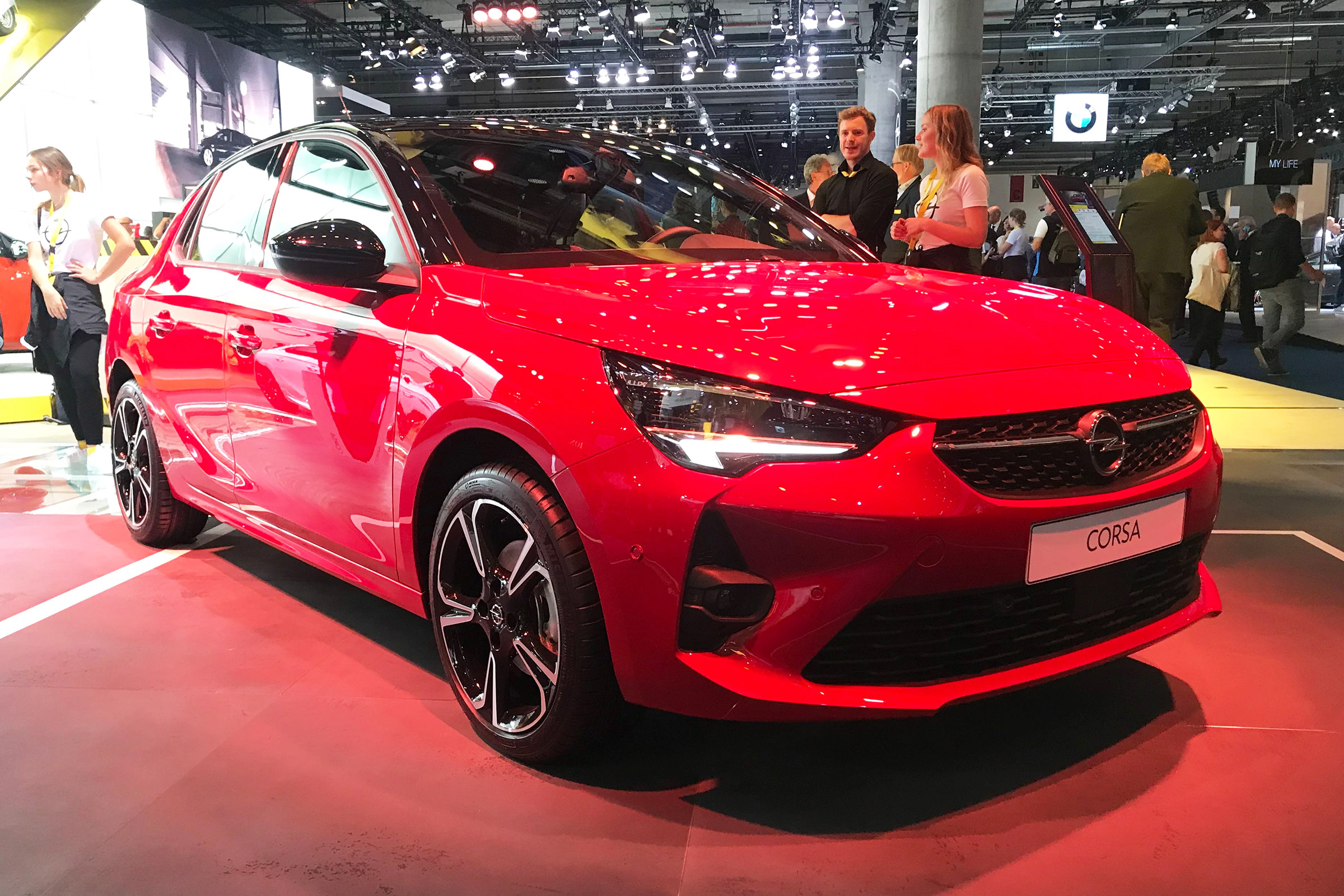 2020 Vauxhall Corsa VXR Concept and Review