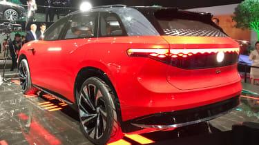 Volkswagen ID. Roomzz - Shanghai rear