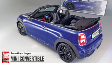 MINI Convertible - 2019 Convertible of the Year