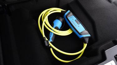 Volvo XC90 T8 - charging cord