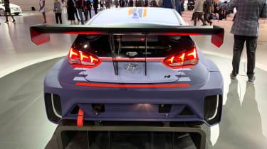 Hyundai RM19 concept - Los Angeles full rear