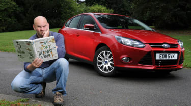 Ford Focus Darren Wilson