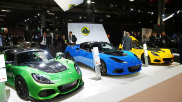 Lotus - Paris stand