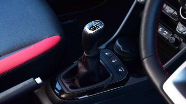 Kia Picanto - transmission