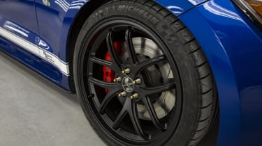 Shelby Mustang Super Snake wheel