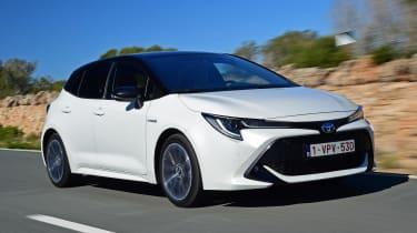 Toyota Corolla - front