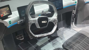 Sven - interior
