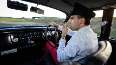 Jaguar XE long-termer - Batch driving