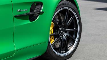 Mercedes-AMG GT R - wheel