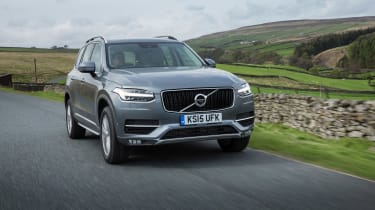 New Volvo XC90 T6 review | Auto Express