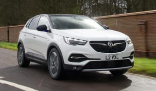 Vauxhall Grandland X Ultimate - front