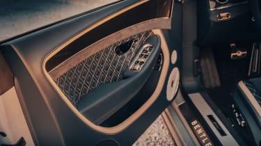 Bentley Continental GT Speed Convertible - door