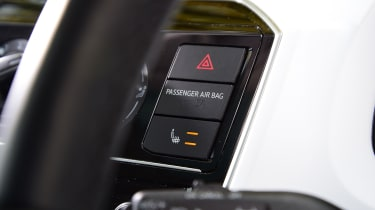 Volkswagen up! - buttons