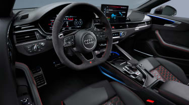 Audi RS 5 Sportback - dash