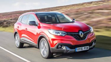 Renault Kadjar top spec