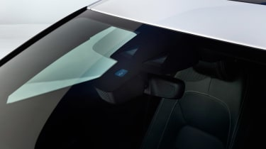 Jaguar E-Pace - windscreen
