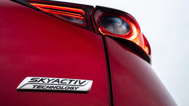 2019 Mazda CX-5 - rear detail