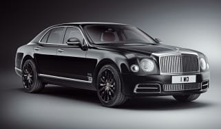 Bentley Mulsanne special - front