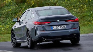 BMW 2 Series Gran Coupe - rear cornering