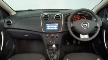 Used Dacia Sandero - dash
