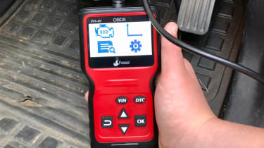OBD product test