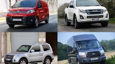 4x4 vans and commercial vehicles explained - header