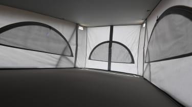 Volkswagen California Edition - roof tent