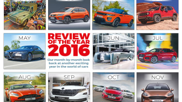 Review of the Year 2016