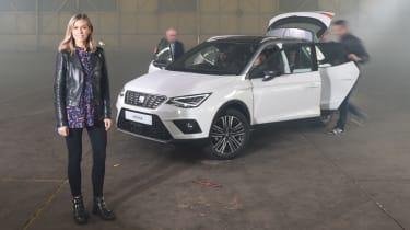 Readers report on SEAT's new Arona (sponsored) - header