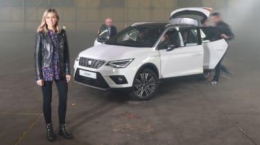Readers report on SEAT's new Arona (sponsored) - header