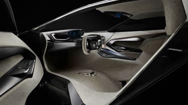 Peugeot Onyx interior