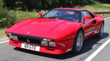 Cool cars: the top 10 coolest cars - Ferrari 288 GTO