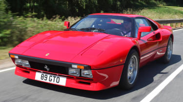 Cool cars: the top 10 coolest cars - Ferrari 288 GTO