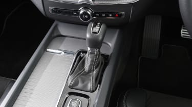 Volvo XC60 long-term test - gear lever