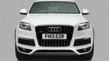Used Audi Q7 - full front
