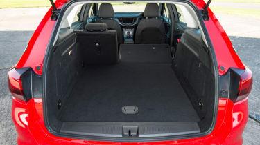 Vauxhall Astra Sports Tourer - boot