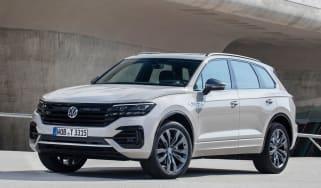 VW Touareg One Million - front