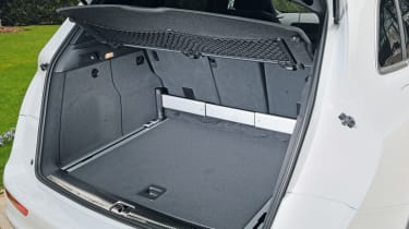 Audi SQ5 boot