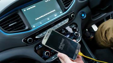 Hyundai Ioniq - Android Auto