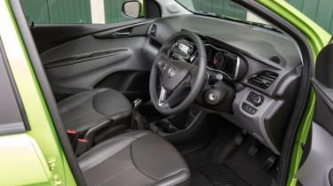 Vauxhall Viva 2015 - cabin