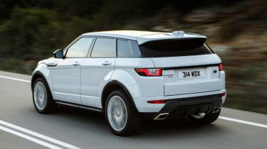 Range Rover Evoque 18MY 240PS - rear