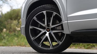 Cupra Ateca - wheel