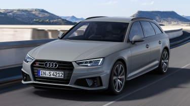 Audi S4 Avant - front