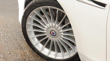 Alpina B6 Turbo alloy wheel