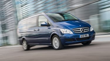 Best cars under £15,000  - Mercedes Viano
