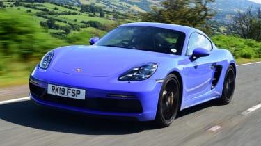 Porsche Cayman - Tracking