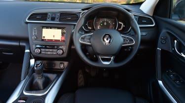 Renault Kadjar 2016 - dashboard