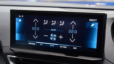 Peugeot 3008 - screen