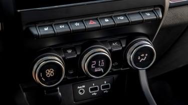 Renault Arkana - controls