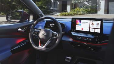 Volkswagen ID.4 GTX - dash